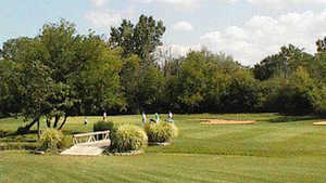Twin Lakes GC: #7