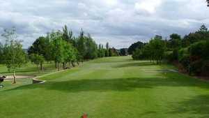 Fortwilliam Golf Club - hole 18