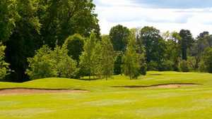 Malone Golf Club - Drumbridge - hole 2