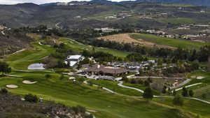 Tierra Rejada GC: Aerial View