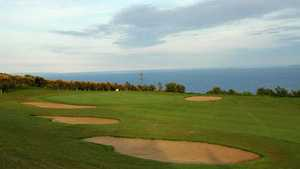Whitehead Golf Club in County Antrim