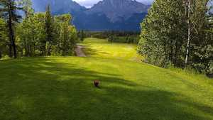 Brewster's  Kananaskis Ranch GC: #3
