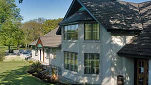 Stornoway GC: Clubhouse