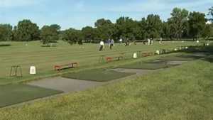 Hyland Greens GC: Driving range