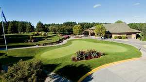 Applewood Hills GC: Practice area