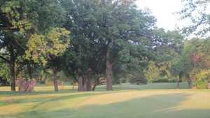 Hayden Hills GC: Practice area