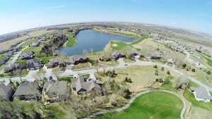 Iron Horse GC: Aerial view