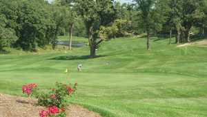 Quarry Oaks GC: #18