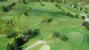 Dutchaven GC: Aerial view