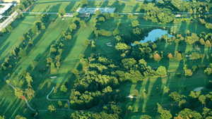 Marysville GC: Aerial view