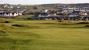 Lahinch Golf Club - Castle Course: #12