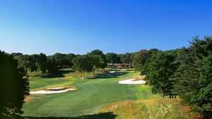 Red at Bethpage State Park GC: #18