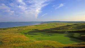 County Sligo Golf Club: #17