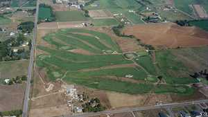 SkyRidge GC: Aerial view