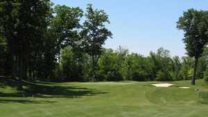 Pierce Lake GC: #17