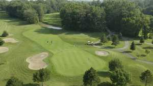 South at Sycamore Hills GC: #3