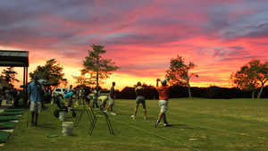 Fort Sill GC: Driving range