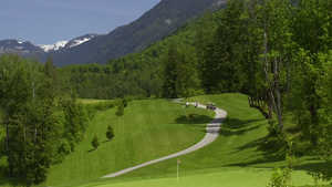Falls Golf and Country Club: #1