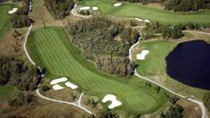 Timberwolf GC: Aerial view
