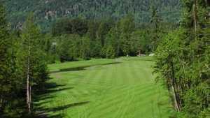 Garibaldi Springs GC: #9