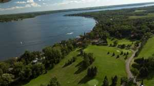 Fair Hills Resort - Fair Hills Executive Course: Aerial