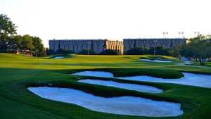The Golf Club at Texas A&M: #18