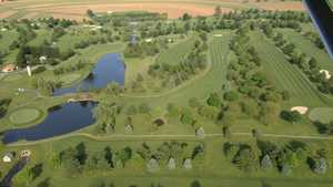 Moccasin Run GC: Aerial view
