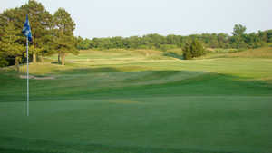 Cape May National GC: Green view