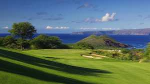 Makena Golf Course: #11