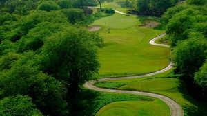 Makena Golf Course: Aerial