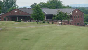 Gallatin CC: Clubhouse