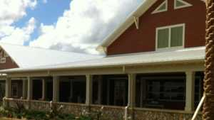 Evans Prairie CC: Clubhouse