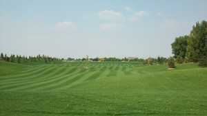 The Club at SpurWing: Driving range