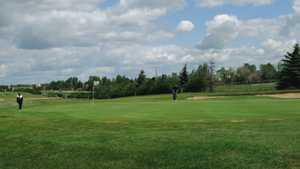 Kindersley Regional Park GC