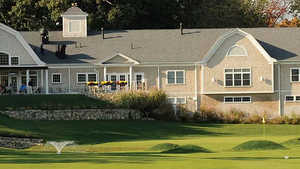 Long Meadow GC: Clubhouse, #9