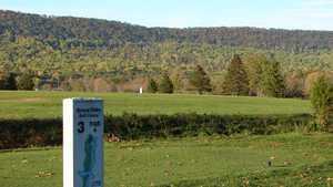 Monroe Valley GC: #3