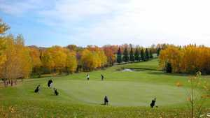 GreenHills: Golfers on the green