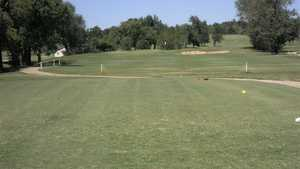 Diamond Hills CC: #8