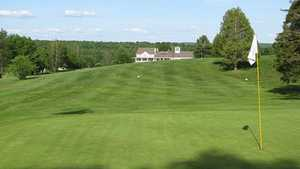 Mont Orford GC: #1
