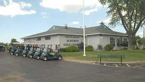 Amherst Audubon GC: Clubhouse
