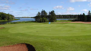 Green Gables GC: green #16