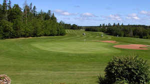 Green Gables GC: green #18