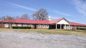 Timber Ridge GC: Clubhouse