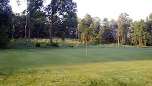 Madawaska GC - Twisted Pines: #3