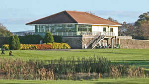East Clare GC: Clubhouse