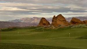 Sand Hollow Golf Resort - Putting