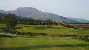 Lochcarron GC: #1