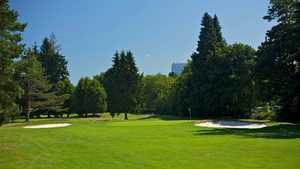 Regulation at Jefferson Park GC: #18