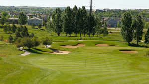 Highlands Ranch GC: #12