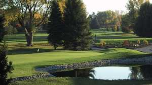 Pine Lakes GC: green #3